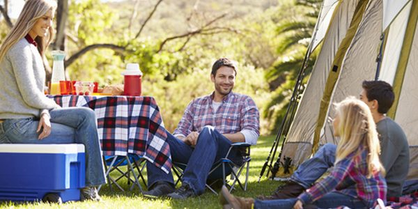 3 best family camping grounds