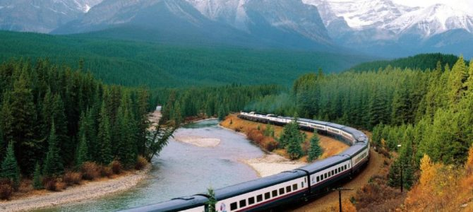 Top eight reasons to travel by train