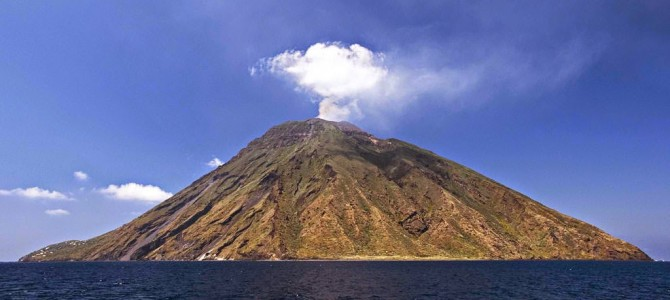 3 Most Active Volcanoes in the World