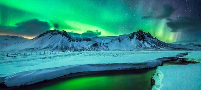 4 Reasons to Visit Iceland