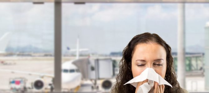 3 Reasons people often get sick when they travel